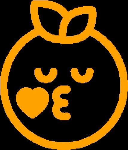 Besos Naranja